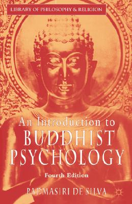Image for Introduction to Buddhist Psychology, Fourth Edition (Library of Philosophy and R