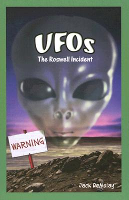 Image for UFOs: The Roswell Incident (Jr. Graphic Mysteries)