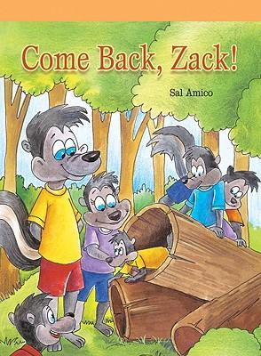 Come Back, Zack! (Neighborhood Readers), Sal Amico
