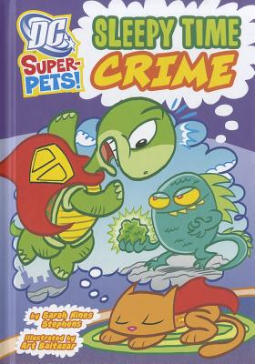 Image for DC Super Pets Sleepytime Crime