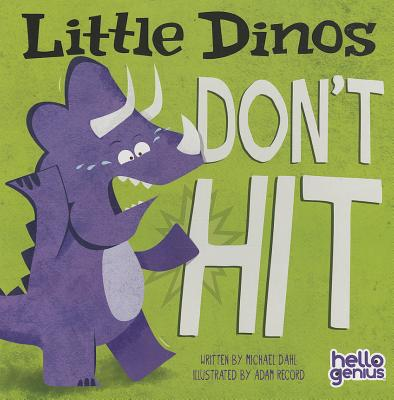 Image for LITTLE DINOS DON'T HIT