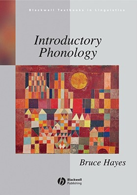 Introductory Phonology, Hayes, Bruce