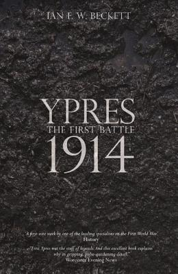 Image for Ypres: The First Battle 1914