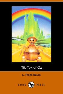Tik-Tok of Oz, Baum, L. Frank