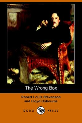The Wrong Box, Stevenson, Robert Louis; Osbourne, Lloyd