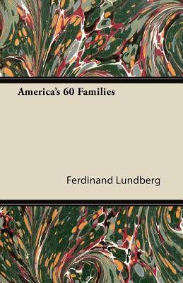 Image for America's 60 Families
