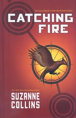 Image for Catching Fire (Thorndike Press Large Print Literacy Bridge Series)