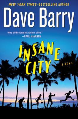 Image for Insane City (Wheeler Large Print Book Series)