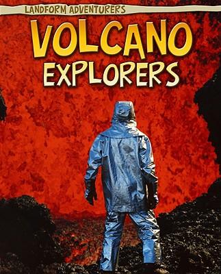 Volcano Explorers (Landform Adventurers), Rosenberg, Pam