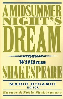 Image for A Midsummer Night's Dream (Barnes & Noble Shakespeare)