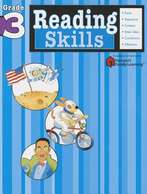 Image for Reading Skills: Grade 3 (Flash Kids Harcourt Family Learning)
