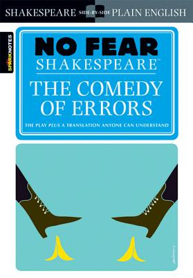 Image for The Comedy of Errors (No Fear Shakespeare) (Volume 18)