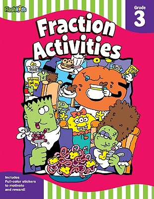 Image for Fraction Activities: Grade 3 (Flash Skills)