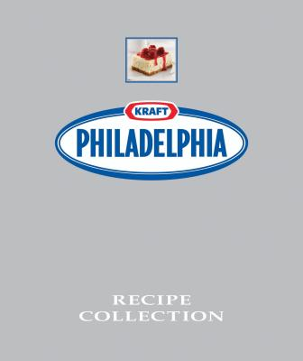 Image for Philadelphia Cream Cheese Recipe Collection in 3-Ring Binder