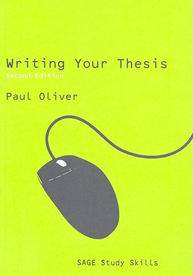 Writing Your Thesis, Oliver, Paul