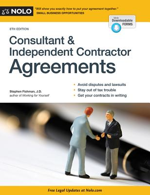 Image for Consultant & Independent Contractor Agreements