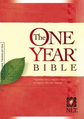 Image for The One Year Bible NLT (One Year Bible: New Living Translation-2)