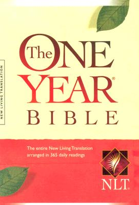 Image for One Year Bible : New Living Translation
