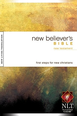 Image for New Believer's Bible: New Testament (New Living Translation, Paperback)