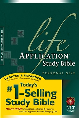 Life Application Study Bible NLT, Personal Size, Tyndale (Producer)