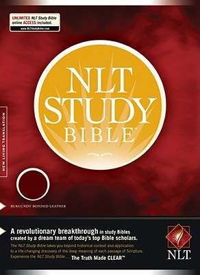 Image for NLT Study Bible (Bible Nlt)