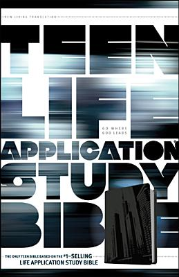 Image for Teen Life Application Study Bible-NLT-City