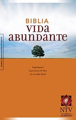 Biblia Vida abundante NTV (Spanish Edition)