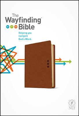 Image for The Wayfinding Bible NLT Imitation Leather