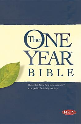 Image for The One Year Bible NKJV