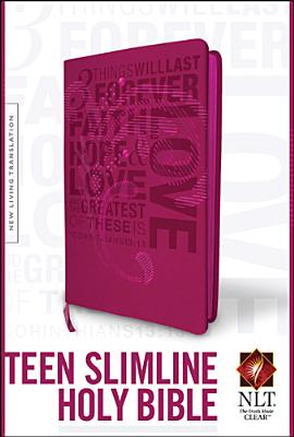 Image for Teen Slimline Bible NLT