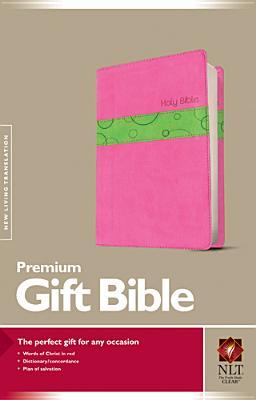 "Image for ""''Premium Gift Bible NLT, TuTone''"""