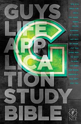 Image for Guys Life Application Study Bible NLT Hardback
