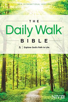 Image for The Daily Walk Bible NIV