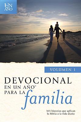 Image for Devocional en un año para la familia volumen 1 (En un ano/One Year Book) (Spanish Edition)