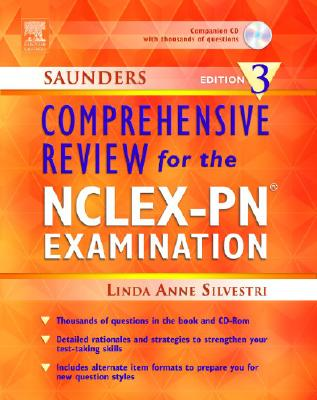 Image for Saunders Comprehensive Review for the NCLEX-PN Examination, Edition 3