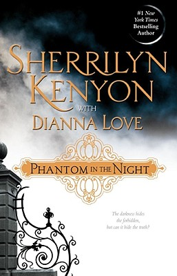 Phantom in the Night (B.A.D.: Bureau of American Defense, Book 6), Kenyon,Sherrilyn