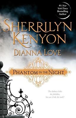 Phantom in the Night (B.A.D.: Bureau of American Defense, Book 6), SHERRILYN KENYON, DIANNA LOVE SNELL