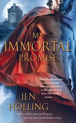 My Immortal Promise, Jen Holling