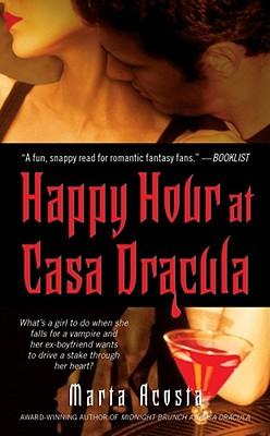 Image for Happy Hour at Casa Dracula