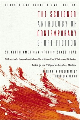 Image for Scribner Anthology of Contemporary Short Fiction