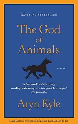 Image for The God of Animals: A Novel