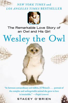 Wesley the Owl: The Remarkable Love Story of an Owl and His Girl, Stacey O'Brien