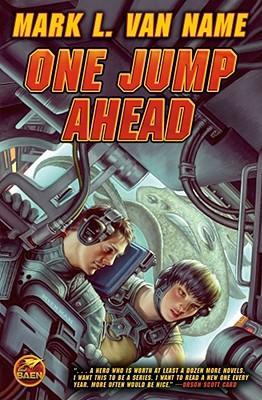 One Jump Ahead (Jon & Lobo Series), Mark L. Van Name