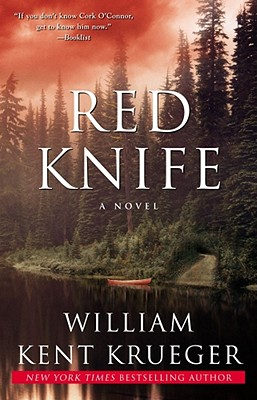Image for Red Knife: A Novel (Cork O'Connor Mysteries)