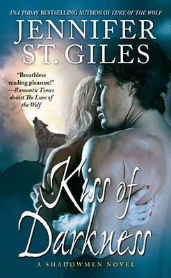 Image for Kiss of Darkness (The Shadowmen, Book 3)