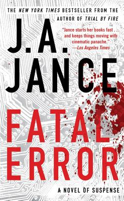 Fatal Error: A Novel (Ali Reynolds Series), Jance, J.A.