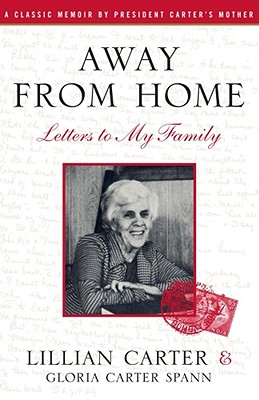 Image for Away from Home: Letters to My Family