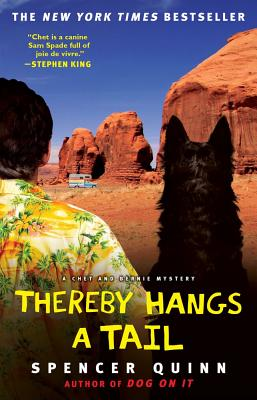 Image for Thereby Hangs a Tail: A Chet and Bernie Mystery (The Chet and Bernie Mystery Series)