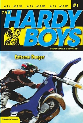 Image for Extreme Danger (Hardy Boys: Undercover Brothers, No. 1)