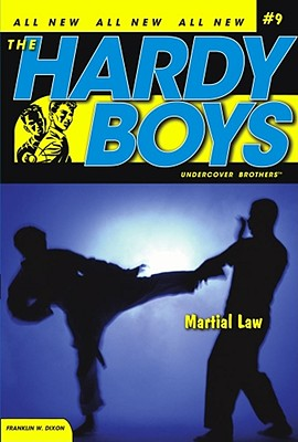 Image for Martial Law (Hardy Boys: All New Undercover Brothers #9)